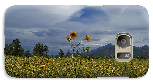 Galaxy Case featuring the photograph Buffalo Park 0118 by Tom Kelly