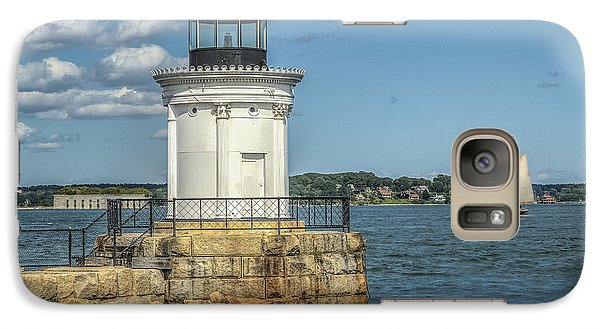 Galaxy Case featuring the photograph Bug Light by Jane Luxton