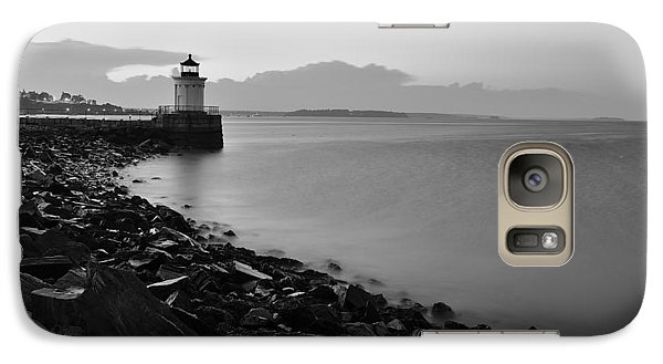 Galaxy Case featuring the photograph Bug Light by Paul Noble