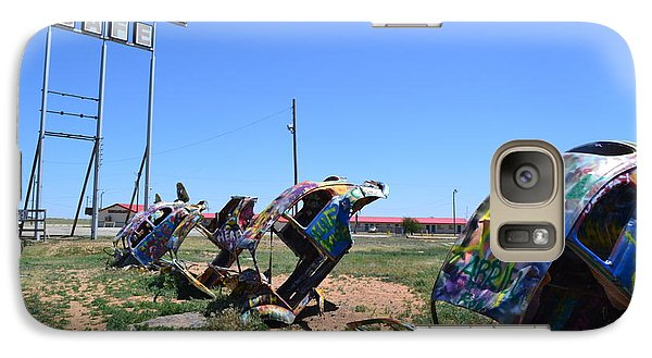 Galaxy Case featuring the photograph Bug Ranch by Utopia Concepts