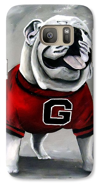 Uga Bullog Damn Good Dawg Galaxy S7 Case