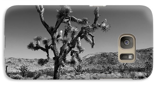 U2 Galaxy S7 Case - Bullet The Blue Sky - Joshua Tree N.p by Henk Meijer Photography