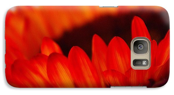 Galaxy Case featuring the photograph Burning Ring Of Fire 2 by John S