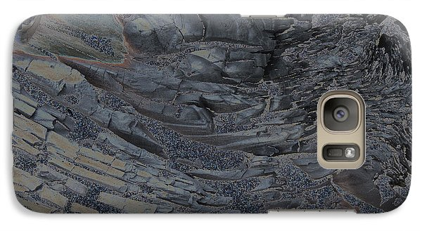 Galaxy Case featuring the photograph Burnt by Aurora Levins Morales