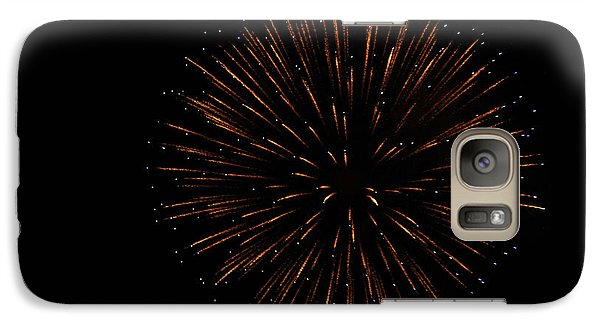 Galaxy Case featuring the photograph Burst by Rowana Ray