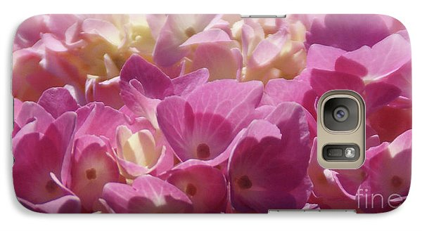 Galaxy Case featuring the photograph Buttercream by Linda Shafer