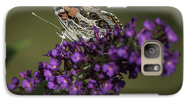 Butterfly 0001 Galaxy S7 Case