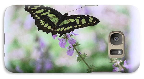 Galaxy Case featuring the photograph Butterfly 8 by Leticia Latocki