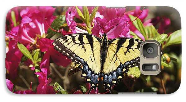Galaxy Case featuring the photograph Butterfly by Debra Crank