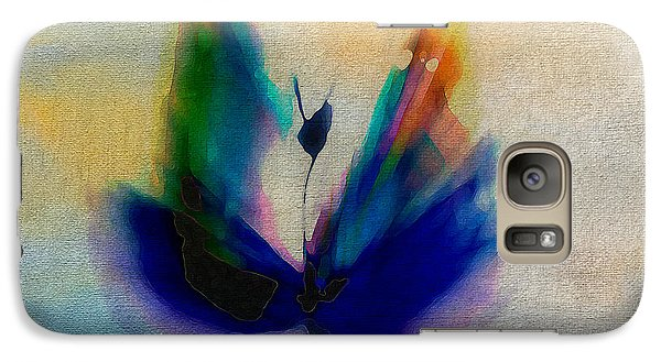 Galaxy Case featuring the digital art Butterfly In Color by Frank Bright