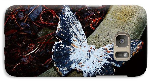 Galaxy Case featuring the digital art Butterfly by Kara  Stewart