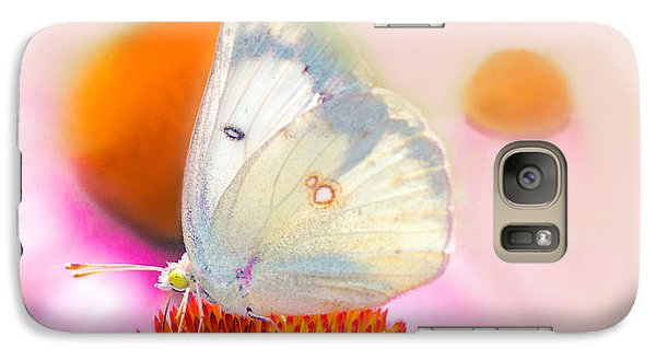 Galaxy Case featuring the photograph Butterfly by Marion Johnson