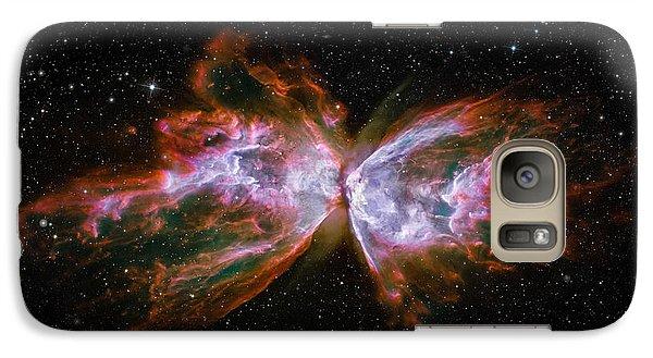 Butterfly Nebula Ngc6302 Galaxy S7 Case