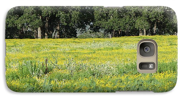 Galaxy Case featuring the photograph Butterfly Paradise by John Glass