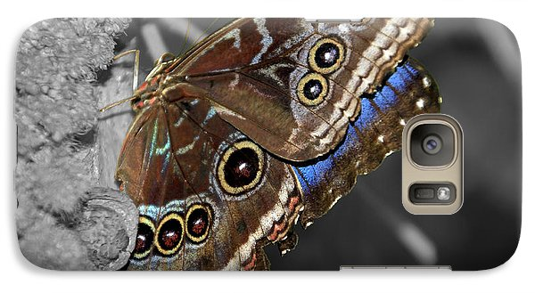 Butterfly Spot Color 1 Galaxy S7 Case