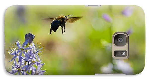 Galaxy Case featuring the photograph Buzz Off by Annette Hugen
