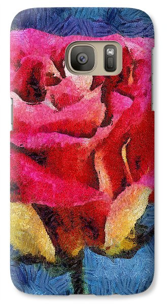 Galaxy Case featuring the digital art By Any Other Name by Joe Misrasi