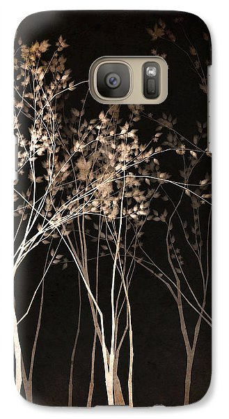 Galaxy Case featuring the digital art By The Light Of The Moon by Susan Maxwell Schmidt