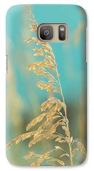 Galaxy Case featuring the photograph By The Shore by Elizabeth Budd