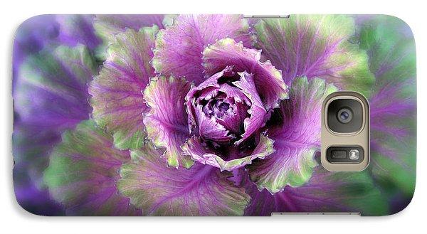 Cabbage Flower Galaxy S7 Case