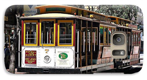 Cable Car - San Francisco Galaxy S7 Case
