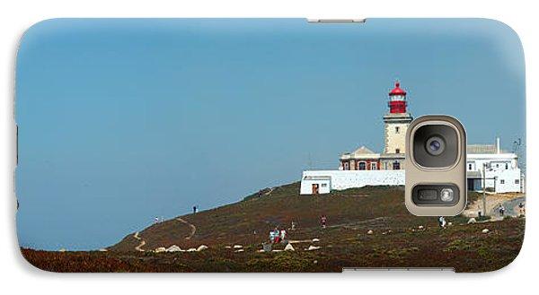 Galaxy Case featuring the photograph Cabo Da Roca by Luis Esteves