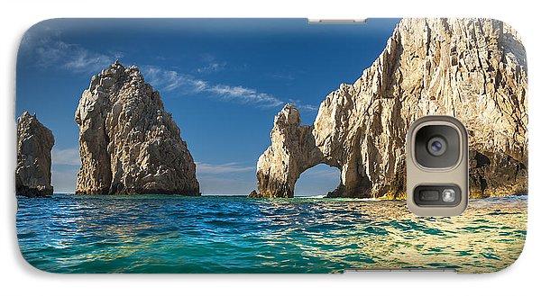 Beach Galaxy S7 Case - Cabo San Lucas by Sebastian Musial