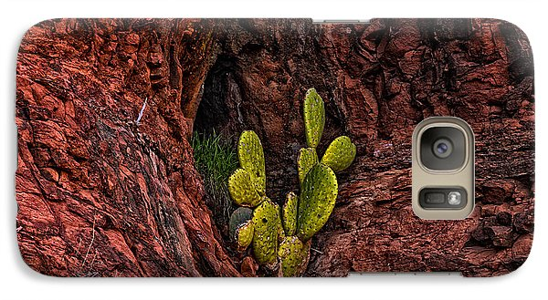 Cactus Dwelling Galaxy S7 Case