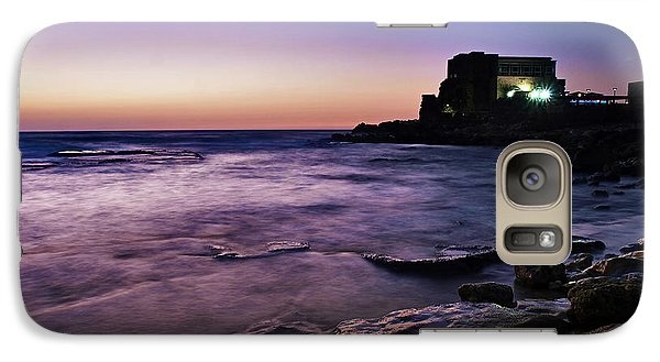 Galaxy Case featuring the photograph Caesarea  by Meir Ezrachi