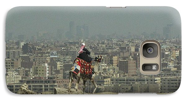 Galaxy Case featuring the photograph Cairo Egypt by Jennifer Wheatley Wolf