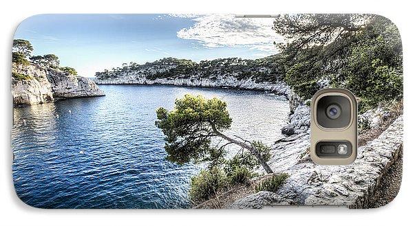 Calanque De Port Miou, France Galaxy S7 Case