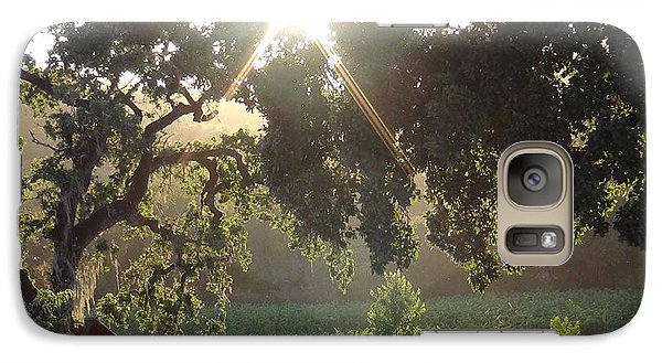 Galaxy Case featuring the photograph Cali Lite by Shawn Marlow