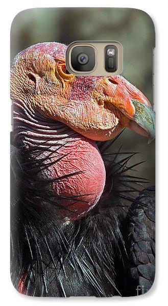 California Condor Galaxy S7 Case by Anthony Mercieca