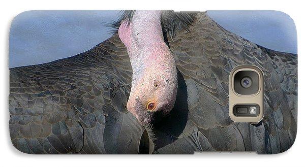 California Condor Galaxy S7 Case by Fraida Gutovich