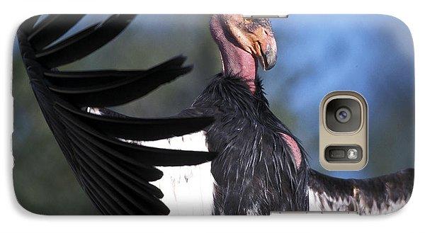 California Condor Galaxy S7 Case by Mark Newman