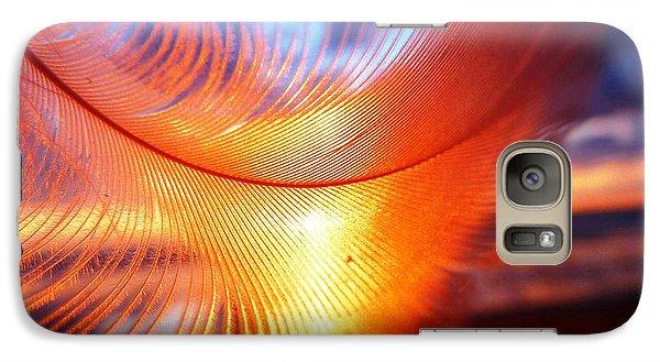 Galaxy Case featuring the photograph California Dreams by Julia Ivanovna Willhite