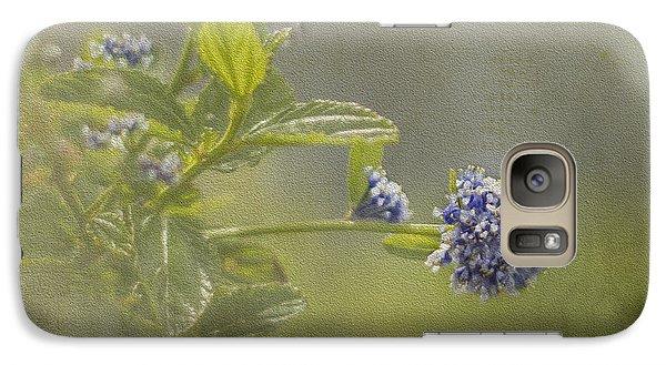 California Lilac Galaxy S7 Case