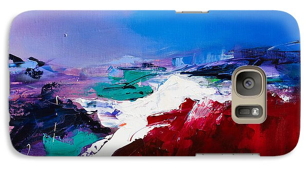 Call Of The Canyon Galaxy S7 Case by Elise Palmigiani