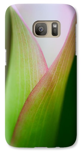 Galaxy Case featuring the photograph Calla Lily by Zoe Ferrie