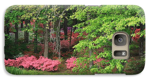 Galaxy Case featuring the photograph Callaway Gardens 1 by Mountains to the Sea Photo