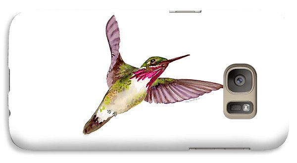 Calliope Hummingbird Galaxy S7 Case