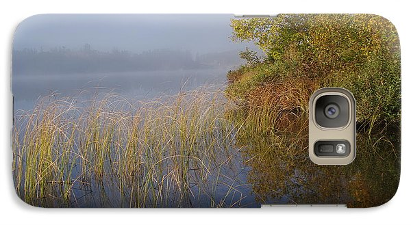 Galaxy Case featuring the photograph Calm Morning by Sheila Byers