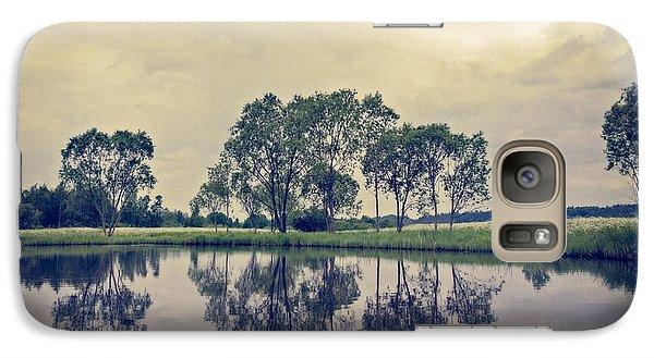 Galaxy Case featuring the photograph Calm Summer Day by Ari Salmela