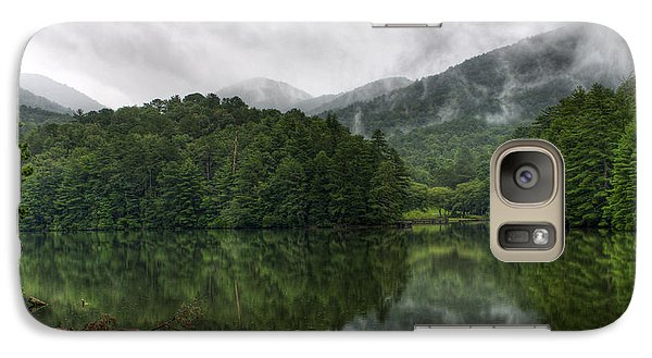Galaxy Case featuring the photograph Calm Waters by Rebecca Hiatt