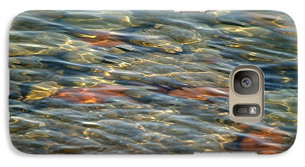 Galaxy Case featuring the photograph Calming Waters by Susan  Dimitrakopoulos