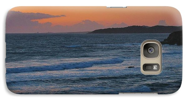 Galaxy Case featuring the photograph Cambria by Angela J Wright