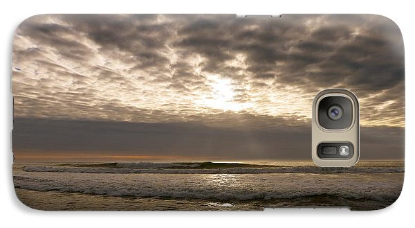 Galaxy Case featuring the photograph Cambria Comforter by Paul Foutz