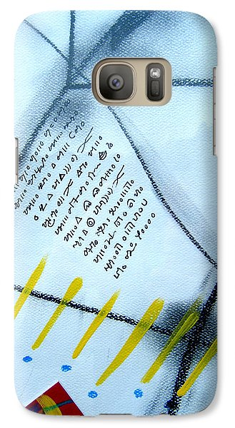 Galaxy Case featuring the painting Camlot1 by Clarity Artists