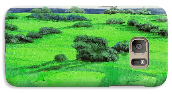 Campo Da Golf Galaxy S7 Case