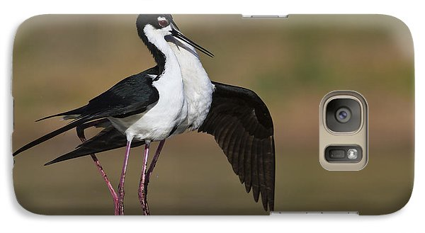 Galaxy Case featuring the photograph Can I Have This Dance by Bryan Keil
